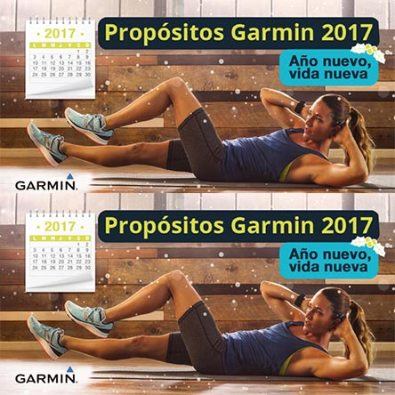propósitos Garmin 2017