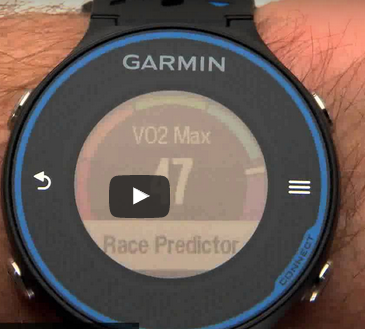 vo2 maximo dispositivos garmin